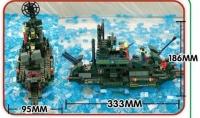 LEGO compatible - WANGE Military War Series - education brick games