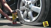 Tire Inflator fix a flat
