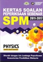 KSPS SPM 2011-2017 PHYSICS