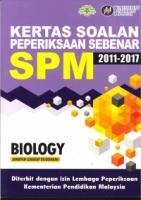 KSPS SPM 2011-2017 BIOLOGY