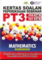 KSPS 2016-2017 PT3 MATHS