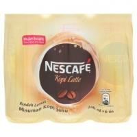 Nescafé Latte Milk Coffee Drink 6 x 240ml