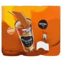 Nescafé Tarik Milk Coffee Drink 6 Cans x 240ml