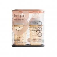 Hegen PCTO 240ml/8oz Feeding Bottle (2 Pack)