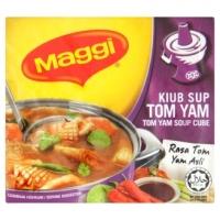 Maggi Tom Yam Soup Cube 6 x 10g