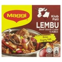Maggi Beef Stock Cube 6 x 10g