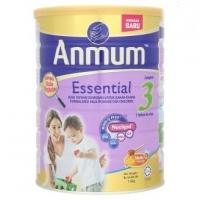 Anmum Essential Step 3 Honey Formulated Milk Powder for Children 1 Year & Above 1.6kg
