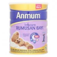 Anmum Infacare Step 1 Infant Formula Milk Powder 0-12 Months 900g