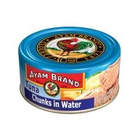 Ayam Brand Tuna Chunks In Water 185g