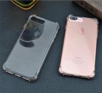Galaxy A8 2018 Anti Crash Shock Proof Hard Back Soft Edge AirBag Case