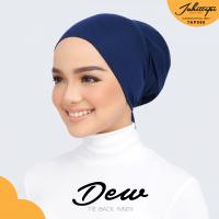 DEW Tie Back Inner (Sapphire Blue)