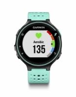 Garmin Forerunner 235 GPS Running Watch w/ Wrist-based HRM Monitor (Frost Blue)