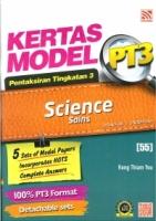 PELANGI KERTAS MODEL PENTAKSIRAN SCIENCE-SAINS TG3 PT3