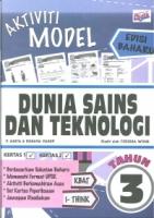 PENERBITAN ILMU DIDIK AKTIVITI MODEL D.SAINS DAN TEK TH3