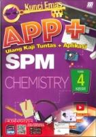 KUNCI EMAS APP+CHEMISTRY FR4 SPM