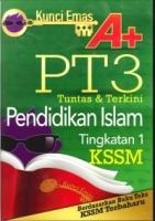 KUNCI EMAS A+P.ISLAM TG1 PT3