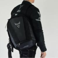 Motorcycle Waterproof Black Backpack Moto Bags Motorcycle Helmet Backpack Luggage Multifunction Travel Leisure Bag