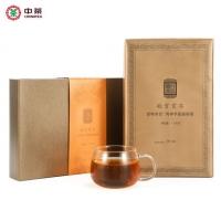 中茶 百年木仓 湖南安化黑茶 故宫贡茶 (1500g) (2016)