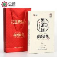 中茶百年木仓 荷香金茯 (1kg) (2015)