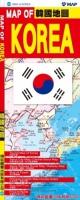 MAP OF KOREA 韓國地圖