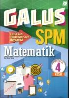 GALUS MATEMATIK TG4 KBSM SPM