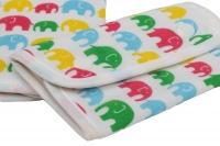 Buddy Buddy Teething Pad - Elephant (White)