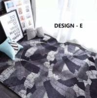 Stylish Design Carpet / Rug / Floor Mat / Size - 190CM X 190 CM