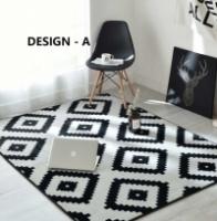 Europe Stylish Design Carpet / Rug / Floor Mat / Size - 190CM X 190 CM
