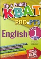 TIP&PRAKTIS KBAT PBD ENGLISH FR1 KSSM PT3