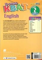 TIP&PRAKTIS KBAT PBD ENGLISH FR2 KSSM PT3