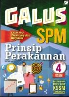 GALUS PRINSIP PERAKAUNAN TG4 KSSM SPM