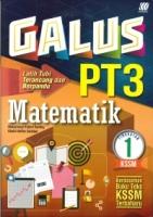 GALUS MATEMATIK TG1 KSSM PT3