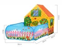 Indoor/Outdoor Garden House