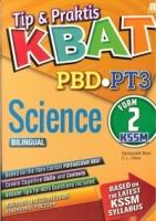 TIP&PRAKTIS KBAT PBD SCIENCE(BILINGUAL)FORM2 KSSM PT3