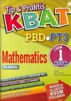 TIP&PRAKTIS KBAT PBD MATHEMATICS(BILINGUAL) FORM1 KSSM PT3