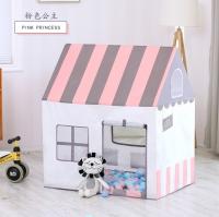 Pink Playhouse Tent