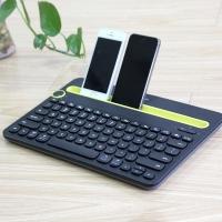 Logitech K480 Bluetooth Multi-Device Keyboard - Black