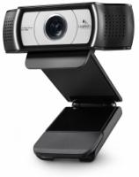 Logitech C930e / C930c 1080P HD Video Webcam - 90-Degree Extended View, Microsoft Lync and Skype Certified