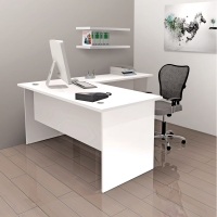 (FREE Delivery Klang Valley) Writing Table 4 FT | Office Desk (5 Colors)