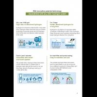 SOLCO Portable Hydrogen Water Generator | Hydrogen Spring Tumbler