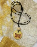 Essential Oils Diffuser Pendant Necklace