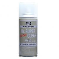 [B522] (MR HOBBY) Mr.SUPER CLEAR UV CUT GLOSS SPRAY (170ml)