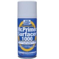 [B524] (MR HOBBY) MR. PRIMER SURFACER 1000 SPRAY (170ml)