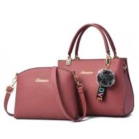 {JMI} 2 in 1 Elegance & Romance HandBag 0139# - 6 Colors~!