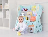 Kids Bookcase Green