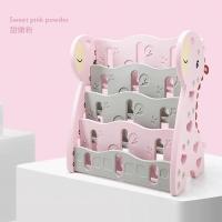Kids Bookcase Pink