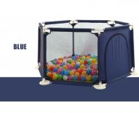 Kids Fence Dark Blue