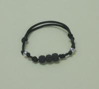 Lava beads bracelet, diffuser bracelet, essential oils bracelet, lava stones, aromatherapy
