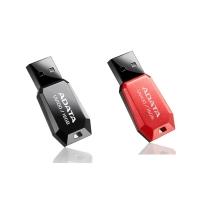 ADATA USB2.0 UV100 16GB FLASH DRIVE (Black/Red)