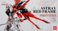 Daban MG 1/100 Gundam Astray Red Frame with Backpack Metal Build Alike Version